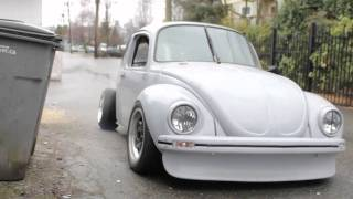 1974 Super Beetle with Subaru EJ20 Turbo