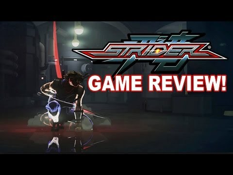 2014 Strider Review (Xbox One): Is It Worth $15?