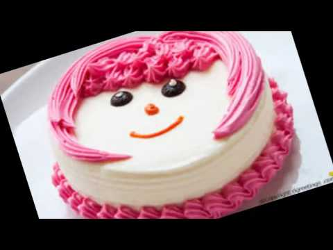 Happy birthday cake pics - YouTube