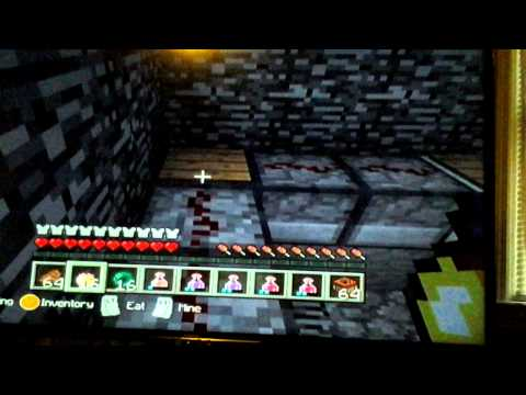 how to make a working robot in minecraft xbox 360