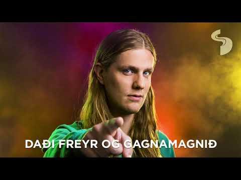 Daði og Gagnamagnið - Think About Things - Söngvakeppnin 2020
