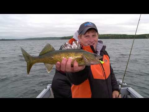 Fishing At Branch's Seine River Lodge – The Ontario Experience TV