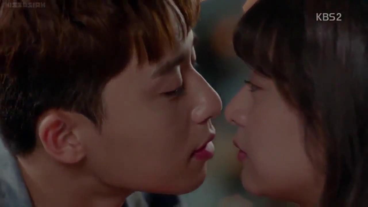 Fight For My Way Park Seo Joon And Kim Ji Won Sweet Moment Youtube