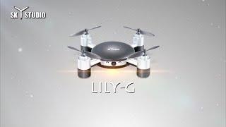 LILY-G 掌上航拍機 - 教學影片 (by SKY STUDIO)