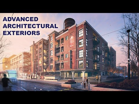 Learn 3ds Max for Architectural Visualization