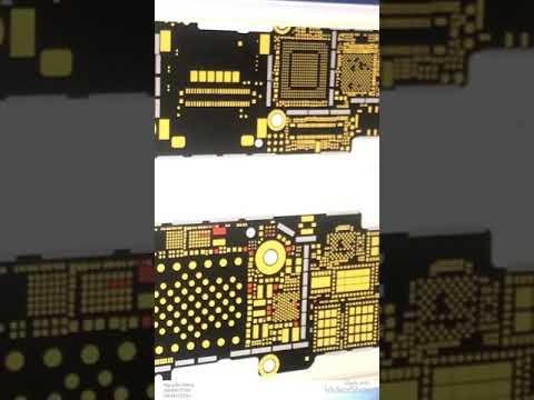 Sửa iPhone 5se mất nguồn .