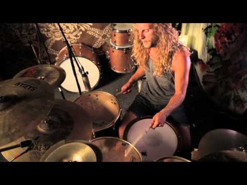 TOOTHGRINDER - VIBRATION/COLOUR/FREQUENCY (DRUM VIDEO SJC DRUMS)