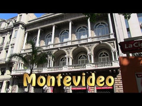 Montevideo, Uruguay, Rundreise Doku mit Sehenswürdigkeiten 8/19