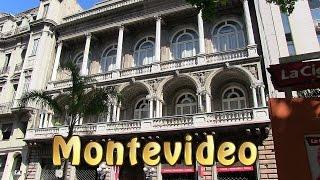 Montevideo, Uruguay, Südamerika, Sehenswürdigkeiten