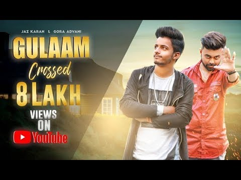 GULAAM ( Full video ) || Jaz Karan FT. Gora Advani || Paramjeet Param || Shergill Records
