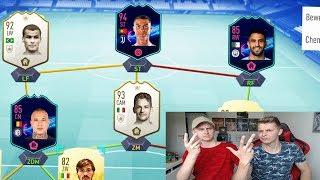 FIFA 19: Kriegt mein BRUDER heute den seltensten 94 OTW RONALDO im Fut Draft Battle? - Ultimate Team