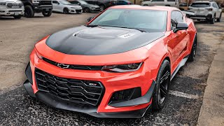 Picking up Jaeger's Replacement.. Captain the ZL1!