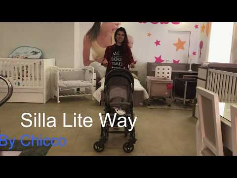Lite Chicco Way Youtube Silla De Paseo 34LAR5j