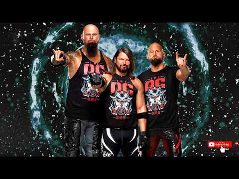 """Wwe : The Oc  Aj Styles , Karl Anderson , Luke Gallows Theme Song •*• """" Clear Recording """" • 2020hd"""