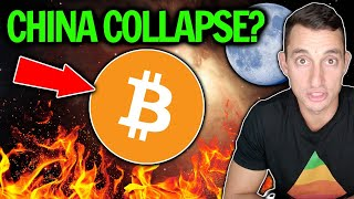 WILL CHINA COLLAPSE BITCOIN THIS MONTH? Evergrande, Crypto Crash News