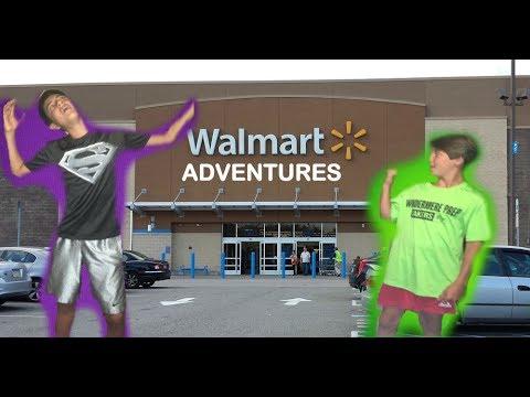 WalMart Adventures #1 w/Anderson