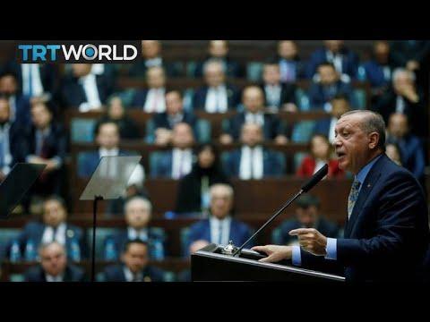 The Khashoggi Killing: Turkey's President Recep Tayyip Erdogan speaks about the Khashoggi killing