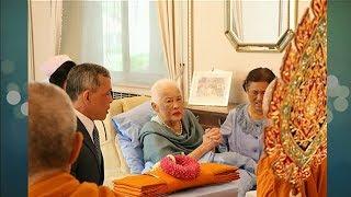 ปีติ สมเด็จพระราชินีในรัชกาลที่ 9 ทรงบำเพ็ญพระราชกุศลวันเฉลิมพระชนมพรรษา