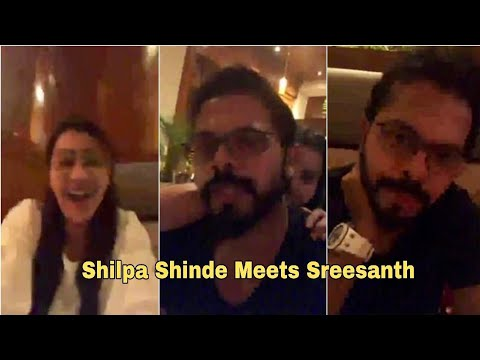Sreesanth & Shilpa Shinde Party Together After Bigg Boss 12 😍 Full Video