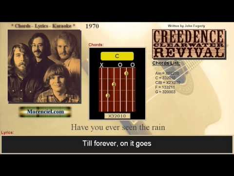 CCR - Have you ever seen the rain #0123