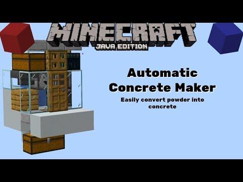 minecraft-automatic-concrete-maker---java-edition---simple-&-easy