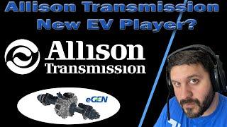 Allison Transmission ($ALSN) | EV Transmissions Stock | Stock Review | Beats Hyliion ($HYLN)?