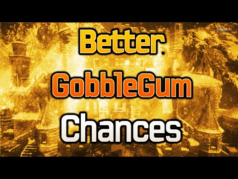 How to get the Best Gumballs / Gobblegums! - Black Ops 3 Zombies Better Chances at Perkaholic