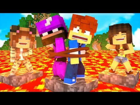 Minecraft Daycare - TEAMING UP!?