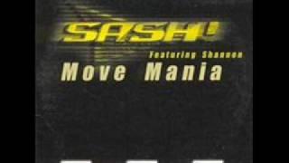 SASH -Move mania(feat shannon)