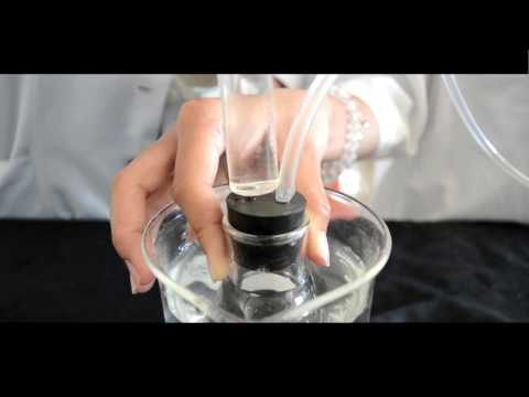Magnesium Ribbon And Hydrochloric Acid Experiment