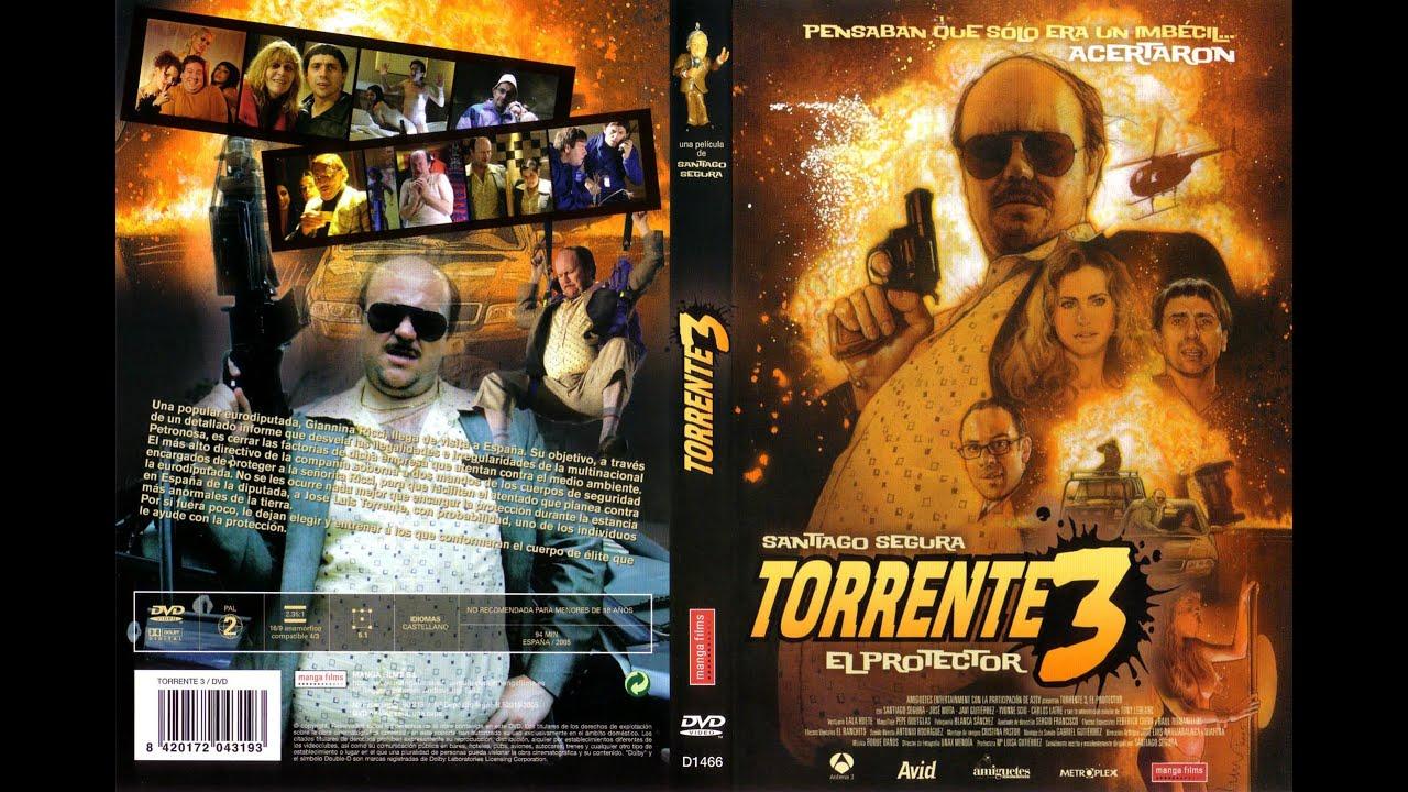 Torrente 3 El Protector Online