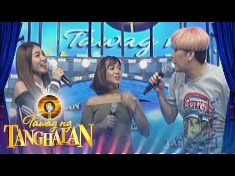 Tawag ng Tanghalan: Nadine and Vice recall their high school life