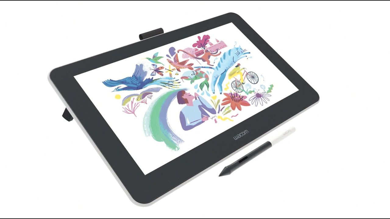 Introducing the new Wacom One