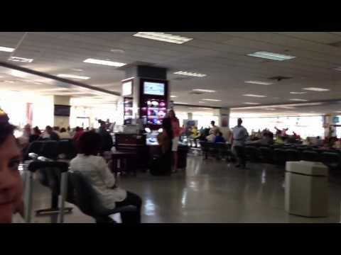 St. Thomas Airport Terminal