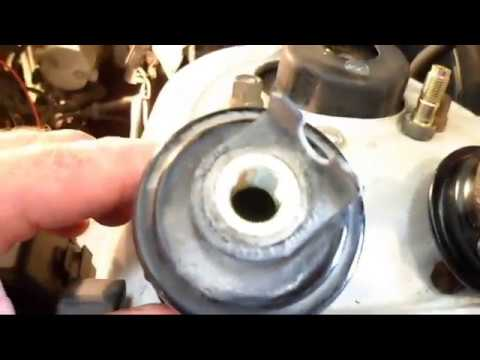 2000 Camry 2 2 Fuel Filter Replacement Youtube