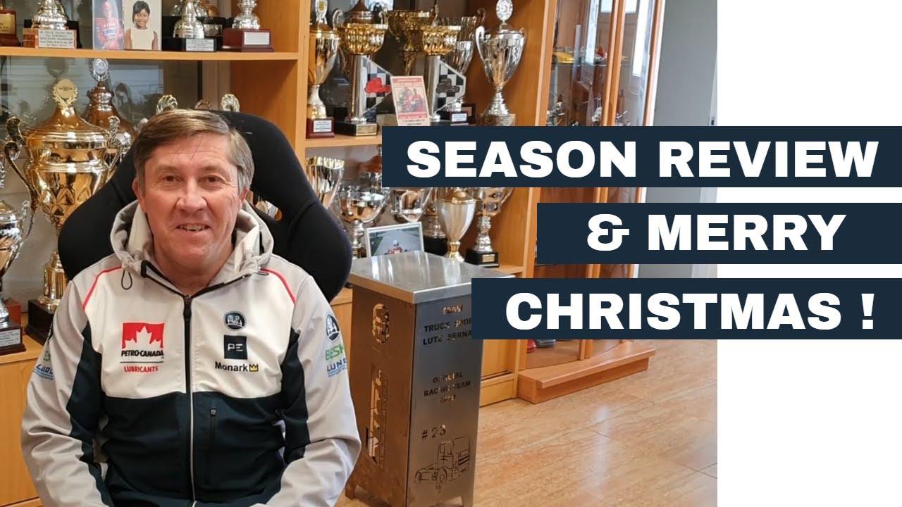 Season Review & Merry Christmas