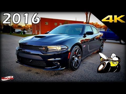 2016 Dodge Charger Scat Pack - Ultimate In-Depth Look in 4K