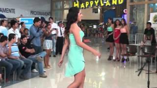 PRESENTACION DE CANDIDATAS MISS PUCALLPA 2014