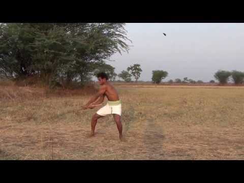 Rajesh Kumar Self Defense Silambam Martial Arts