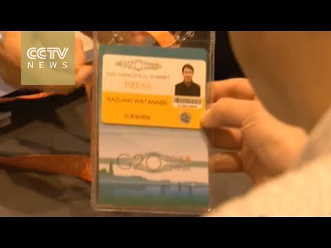G20 Summit: Thousands of journalists arrive in Hangzhou