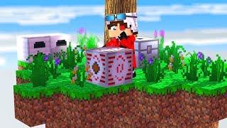 МОЙ ТЕХНО СКАЙБЛОК! ВЫЖИВАНИЕ С ПОДПИСЧИКАМИ! Minecraft SkyTech