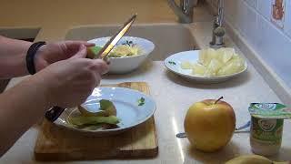 Фруктовый салат из Помело