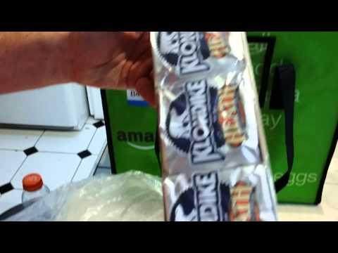 Amazon fresh ice cream delivery