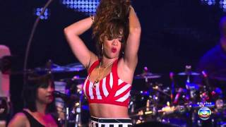 Rihanna - Te Amo (Live At Rock In Rio Brazil 2011) HD