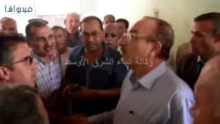 بالفيديو : المهندس شريف حبيب محافظ بني سويف يزور قرية الزيتون مركز ناصر X!1