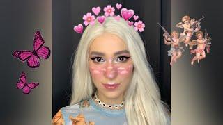 Макияж Soft Girl Makeup