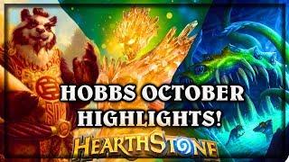 Oct Yogg Lyra Cho Highlights 🍀🎲 ~ Knights of the Frozen Throne ~ Hearthstone