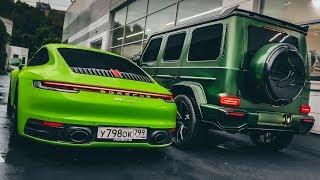 ВАЗ 2101 на ПНЕВМЕ. ТОП PAJERO. В гостях у TOPCAR. Новый PORSCHE 911 Carrera S 992, ГАЗ М-20 Победа