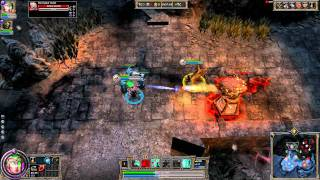 Rise of Immortals - Open Beta Gameplay