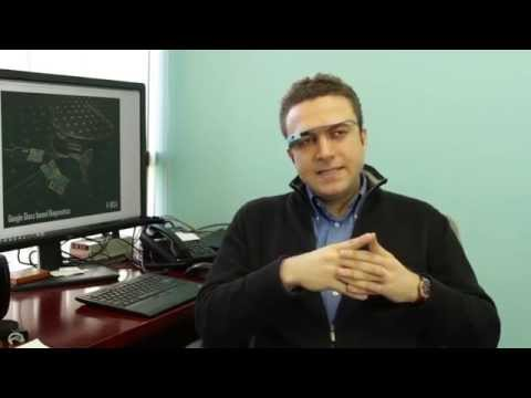 Using Google Glass to map the future of medical testing - Breakthrough Science